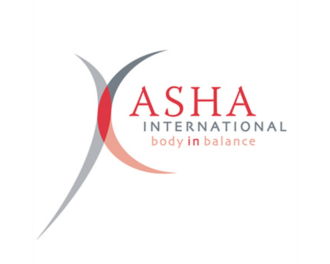 Logo Asha international